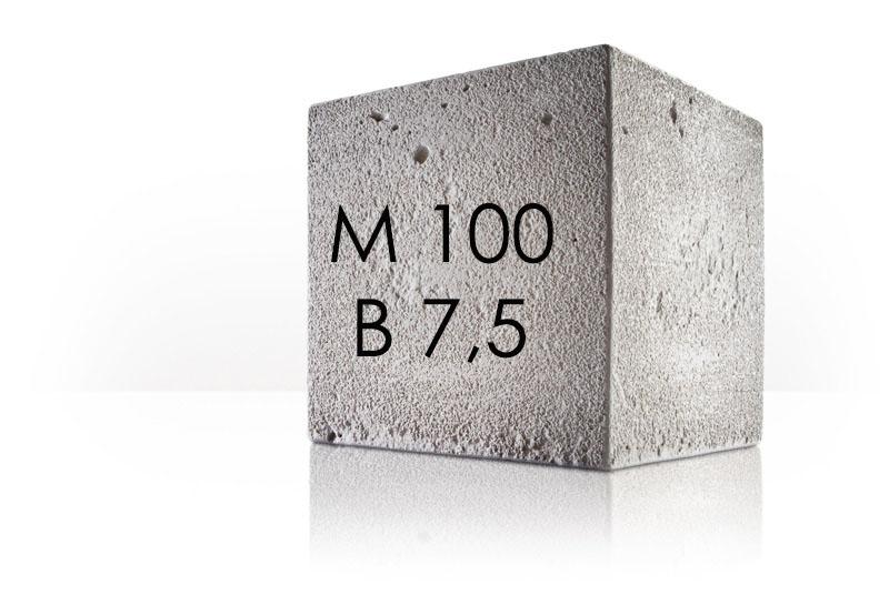 мо бетон