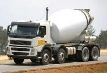 Транспортировка бетонной смеси